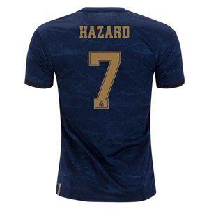 HAZARD 7 Real Madrid Away Soccer Jersey 2019/20
